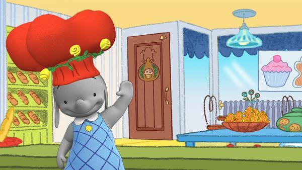Komm in Ellas Bäckerei! | Rechte: KiKA/TVOKids/FremantleMedia Kids & Family Entertainment/DHX Cookie Jar Inc.