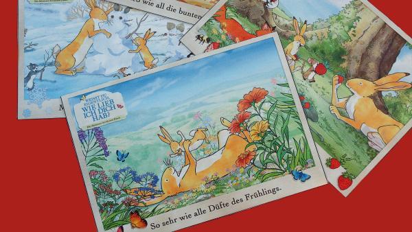Postkarte selbst basteln und gestalten | Rechte: KiKA